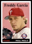 2007 Topps Heritage #354  Freddy Garcia  Front Thumbnail