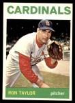 1964 Topps #183  Ron Taylor  Front Thumbnail