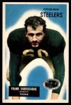 1955 Bowman #148  Frank Varrichione  Front Thumbnail