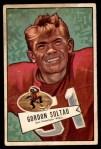 1952 Bowman Large #141  Gordon Soltau  Front Thumbnail