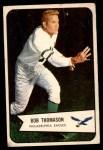 1954 Bowman #45  Bob Thomason  Front Thumbnail