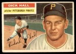 1956 Topps #331  Dick Hall  Front Thumbnail