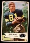 1954 Bowman #108  Elbert Nickel  Front Thumbnail