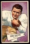 1952 Bowman Large #81  John Kastan  Front Thumbnail