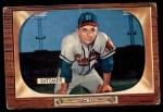 1955 Bowman #212  Jack Dittmer  Front Thumbnail