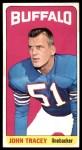 1965 Topps #43  John Tracey  Front Thumbnail