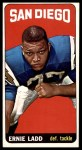 1965 Topps #164  Ernie Ladd  Front Thumbnail