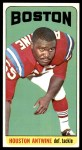 1965 Topps #2  Houston Antwine  Front Thumbnail