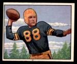 1950 Bowman #128  James Finks  Front Thumbnail