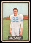1951 Topps Magic #64  David Harr  Front Thumbnail