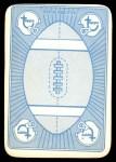 1971 Topps Game #40  Hewritt Dixon  Back Thumbnail