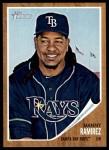 2011 Topps Heritage #87  Manny Ramirez  Front Thumbnail