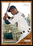 2011 Topps Heritage #115  Alfonso Soriano  Front Thumbnail