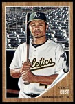 2011 Topps Heritage #38  Coco Crisp  Front Thumbnail