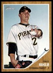 2011 Topps Heritage #295  Paul Maholm  Front Thumbnail