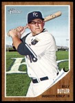 2011 Topps Heritage #275  Billy Butler  Front Thumbnail