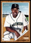2011 Topps Heritage #231  Chone Figgins  Front Thumbnail