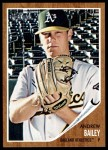 2011 Topps Heritage #246  Andrew Bailey  Front Thumbnail