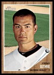 2011 Topps Heritage #221  Jeremy Guthrie  Front Thumbnail