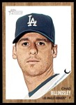 2011 Topps Heritage #340  Chad Billingsley  Front Thumbnail