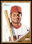 2011 Topps Heritage #343  Bobby Abreu  Front Thumbnail