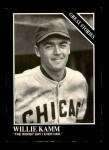 1991 Conlon #166   -  Willie Kamm Story Front Thumbnail