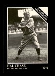 1991 Conlon #160   -  Hal Chase 1916 League Leaders Front Thumbnail