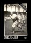 1991 Conlon #137   -  Ed Tilly Dixie Walker 1916 Champs Front Thumbnail