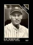 1991 Conlon #102   -  Ray Morehart 1927 Yankees Front Thumbnail