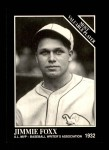 1991 Conlon #303   -  Jimmie Foxx Most Valuable Player Front Thumbnail