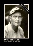 1991 Conlon #173   -  Rube Bressler Story Front Thumbnail