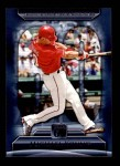 2011 Topps 60 #40 T-60 Michael Young  Front Thumbnail