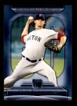 2011 Topps 60 #22 T-60 Clay Buchholz  Front Thumbnail