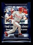 2011 Topps 60 #74 T-60 Chase Utley  Front Thumbnail