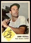 1963 Fleer #29  Jimmy Piersall  Front Thumbnail