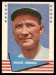 1961 Fleer #47  Hughie Jennings  Front Thumbnail