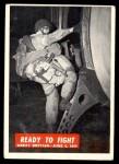 1965 Philadelphia War Bulletin #43   Ready to Fight Front Thumbnail