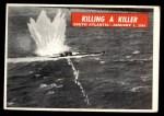 1965 Philadelphia War Bulletin #38   Killing Killer Front Thumbnail