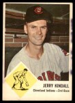 1963 Fleer #13  Jerry Kindall  Front Thumbnail