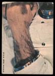 1969 Topps Man on the Moon #19 A  Launching Pad Back Thumbnail