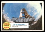 1969 Topps Man on the Moon #19 A  Launching Pad Front Thumbnail