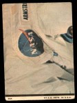 1970 Topps Man on the Moon #33 A  Apollo 10 Back Thumbnail
