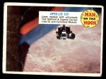 1970 Topps Man on the Moon #33 A  Apollo 10 Front Thumbnail