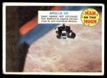 1969 Topps Man on the Moon #33 A  Apollo 10 Front Thumbnail