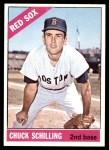 1966 Topps #6  Chuck Schilling  Front Thumbnail