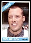1966 Topps #367  Mel Nelson  Front Thumbnail