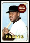 1969 Topps #149  Ollie Brown  Front Thumbnail