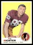 1969 Topps #180  Pat Richter  Front Thumbnail