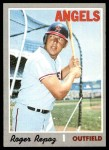 1970 Topps #397  Roger Repoz  Front Thumbnail