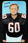 1970 Topps Super #29  Tommy Nobis  Front Thumbnail